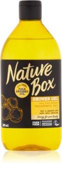 Nature Box Macadamia jemný sprchový gel