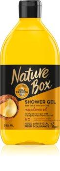 Nature Box Macadamia gyengéd tusfürdő gél