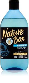 Nature Box Coconut osvěžující šampon s hydratačním účinkem