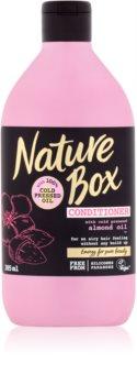 Nature Box Almond balsamo per capelli fini e sfibrati