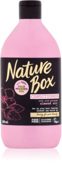 Nature Box Almond κοντίσιονερ για λεπτά και άτονα μαλλιά