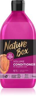 Nature Box Almond Hoitoaine Hennoille ja Ontuville Hiuksille