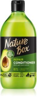 Nature Box Avocado hloubkově regenerační kondicionér na vlasy