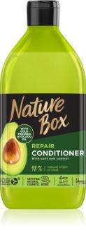 Nature Box Avocado balsam pentru restaurare adanca pentru păr