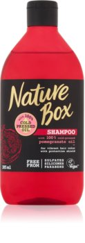 Nature Box Pomegranate Moisturizing and Revitalizing Shampoo For Color Protection