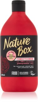 Nature Box Pomegranate Deeply Nourishing Conditioner For Color Protection
