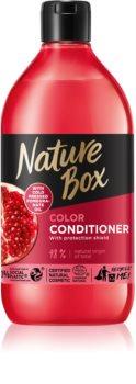 Nature Box Pomegranate hĺbkovo vyživujúci kondicionér na ochranu farby