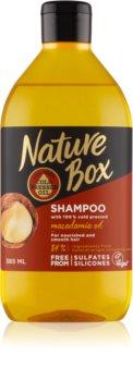 Nature Box Macadamia Oil hranjivi šampon