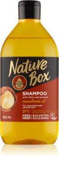Nature Box Macadamia Oil shampoo nutriente