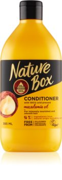 Nature Box Macadamia Oil Nourishing Conditioner