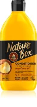 Nature Box Macadamia Oil balsam hranitor