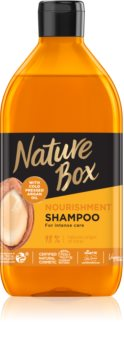 Nature Box Argan intenzivně vyživující šampon s arganovým olejem