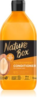 Nature Box Argan nährender Conditioner mit Tiefenwirkung mit Arganöl