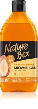 Nature Box Argan овлажняващ душ гел с арганово масло