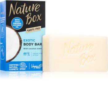 Nature Box Coconut čvrsti sapun za čišćenje
