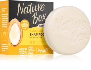 Nature Box Argan festes  mit nahrhaften Effekt