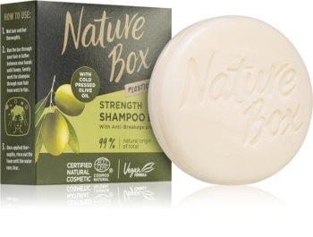 Nature Box Olive Oil posilující šampon s olivovým olejem