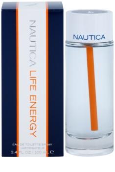Nautica Life Energy Eau de Toilette for Men