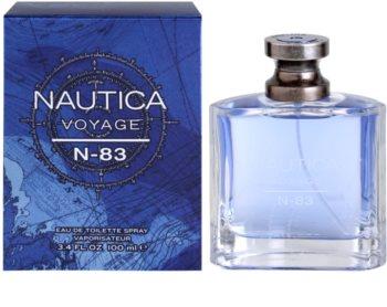 Nautica Voyage N-83 eau de toilette pentru bărbați