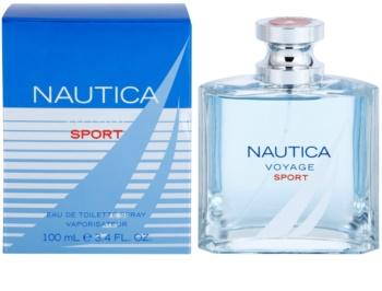 Nautica Voyage Sport Eau de Toilette per uomo