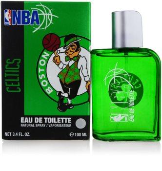 NBA Boston Celtics eau de toilette para homens 100 ml
