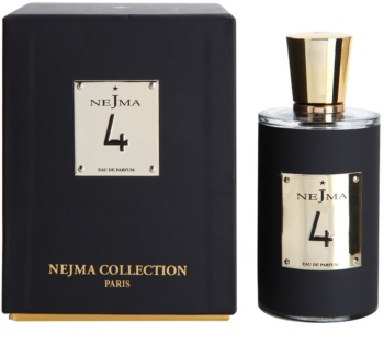 Nejma Nejma 4 eau de parfum para mulheres 100 ml
