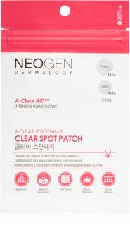 Neogen Dermalogy A-Clear Soothing Spot Patch čistiaca náplasť na aknóznu pleť