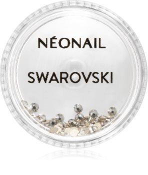 NeoNail Swarovski Crystal SS5 Crystal Silver Shadow třpytivý prášek na nehty