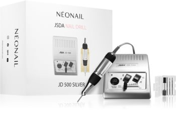 NeoNail Nail Drill JSDA-JD 500 Silver körömcsiszoló