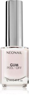 NeoNail Gum Peel-off lehúzható körömlakk a körömágy bőrére