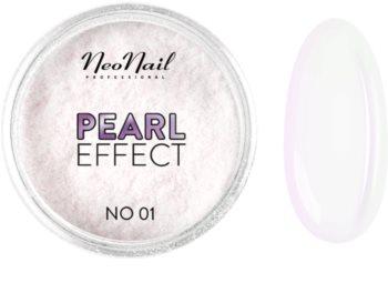 NeoNail Pearl Effect poudre pailletée ongles