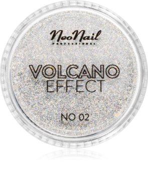 NeoNail Volcano Effect No. 2 proszek brokatowy do paznokci