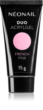 NeoNail Duo Acrylgel French Pink gél körömépítésre