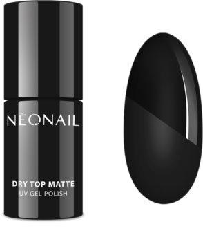 NeoNail Dry Top Matte топ гел-лак с матов ефект