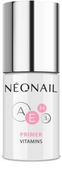 NeoNail Primer Vitamins podkladová báze pro modeláž nehtů