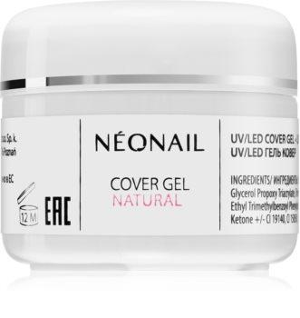 NeoNail Cover Gel Natural gél körömépítésre