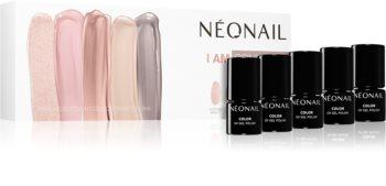 NeoNail I am confident ajándékszett körmökre