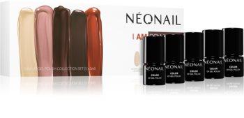 NeoNail I am powerful dárková sada na nehty