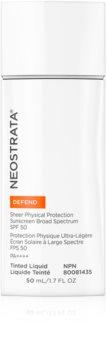 NeoStrata Defend fluide protecteur minéral visage SPF 50
