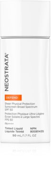 NeoStrata Defend schützendes mineralisches Gesichtsfluid SPF 50