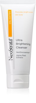 NeoStrata Enlighten creme de limpeza iluminador com extratos de plantas alpinas
