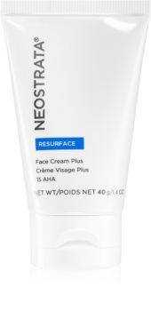 NeoStrata Resurface krema za lice s AHA Acids