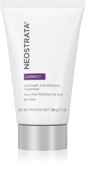 NeoStrata Correct cremă-gel de noapte antioxidantă cu efect de regenerare