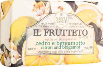 Nesti Dante Il Frutteto Citron and Bergamot naravno milo