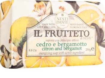 Nesti Dante Il Frutteto Citron and Bergamot prírodné mydlo