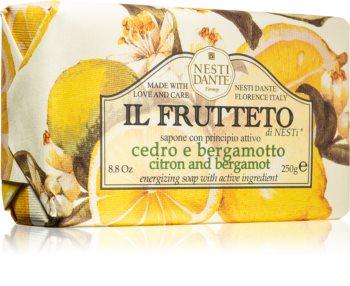 Nesti Dante Il Frutteto Citron and Bergamot savon naturel