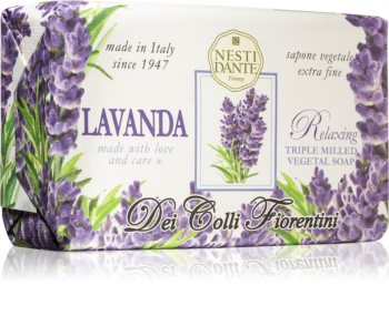 Nesti Dante Dei Colli Fiorentini Lavender Relaxing přírodní mýdlo