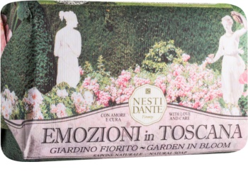 Nesti Dante Emozioni in Toscana Garden in Bloom savon naturel