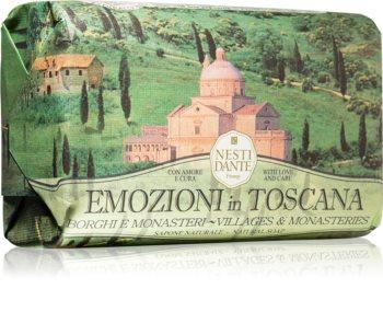 Nesti Dante Emozioni in Toscana Villages & Monasteries Naturlig sæbe