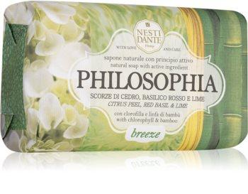 Nesti Dante Philosophia Breeze with Chlorophyll & Bamboo sapone naturale